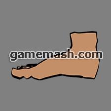 Illustration of Foot (Slowed)