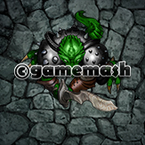 Illustration of Dragonman, Green