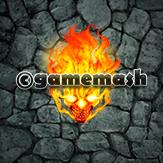 Illustration of Flaming Skull