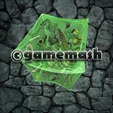 Illustration of Ooze, Gelatinous Cube