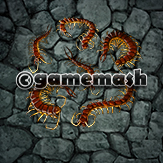 Illustration of Swarm of Centipedes
