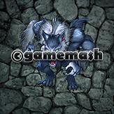 Illustration of Were Wolf, Werewolf, Variant 2